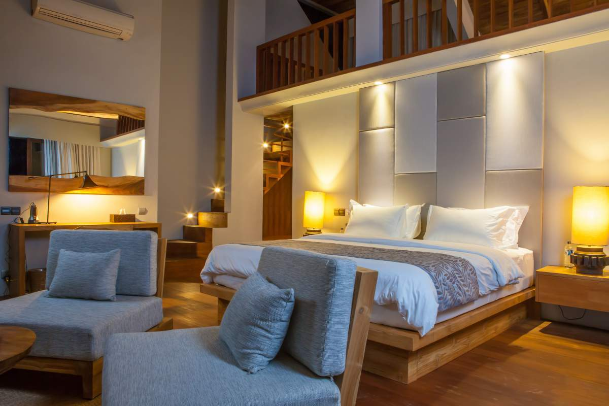Villa Lumia Bali Bedroom 3