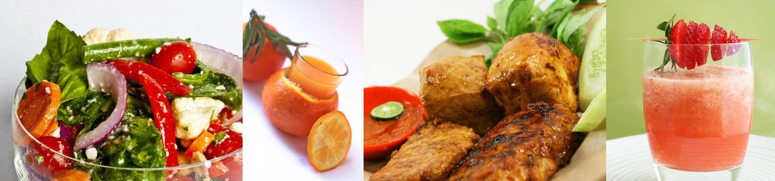 Villa Lumi Bali - Fresh Food