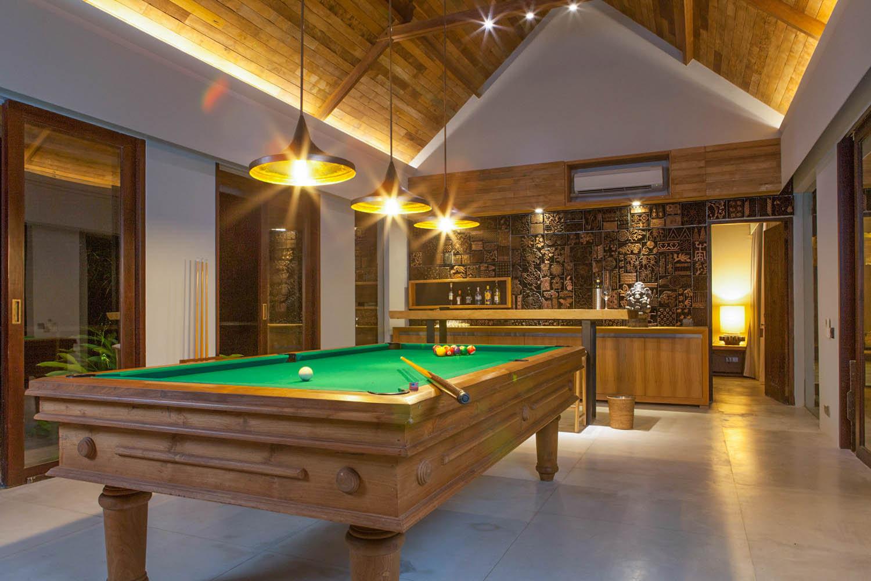 Villa Lumia Bali - Billiard and Bar