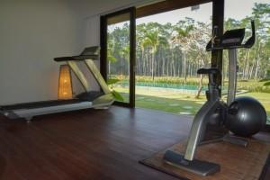 Villa Lumia Bali Fitness Center
