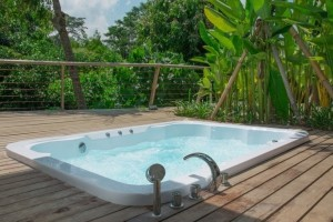 Villa Lumia Bali Jacuzzi