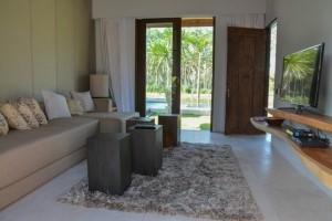 Villa Lumia Bali TV Room