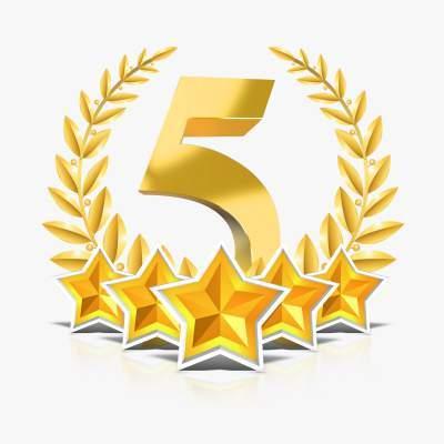 Villa Lumia 5 Stars Rating
