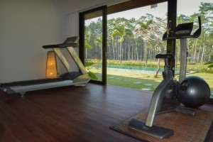 Villa Lumia Bali Fitness Center